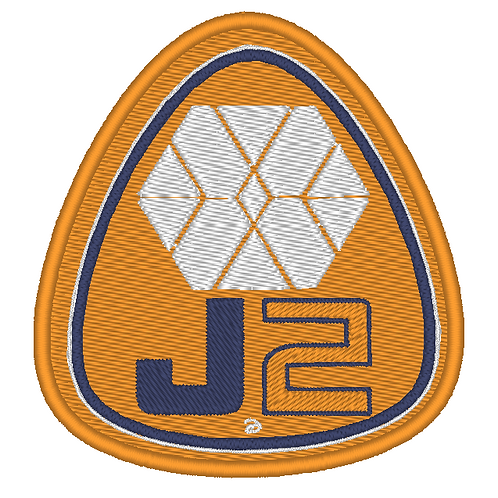 LOST IN SPACE 2018 JUPITER 2 PATCH