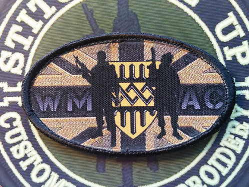 West Midlands Airsoft Patch
