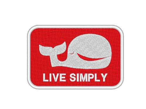THE EXPENDABLES -LIVE SIMPLY PATCH