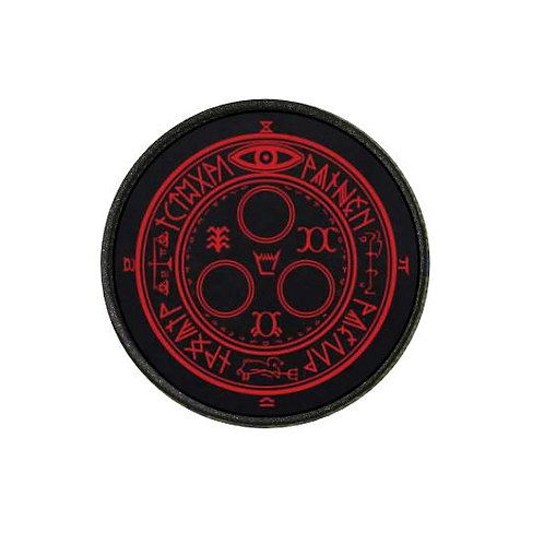 THERMAL VINYL PATCH - SILENT HILL HALO OF THE SUN
