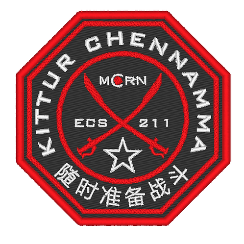 THE EXPANSE - KITTUR CHENNAMMA PATCH