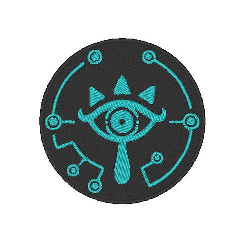 GAME - COSPLAY  SHEIKA PATCH - ZELDA BREATH OF THE WILD