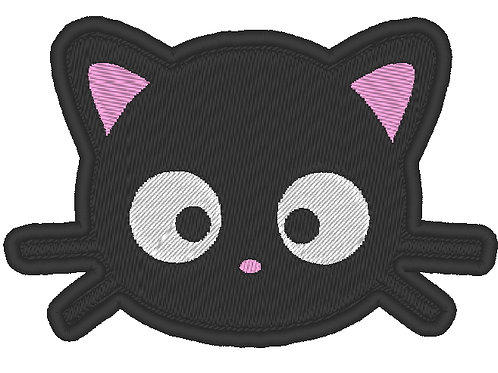 EMBROIDERED COSPLAY MORALE PATCH - SANRIO CHOCOCAT