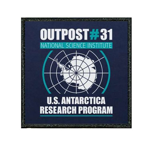 THERMAL VINYL PATCH - THE THING OUTPOST 31