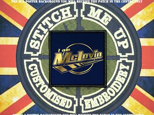 SUPERBAD MCLOVIN PATCH