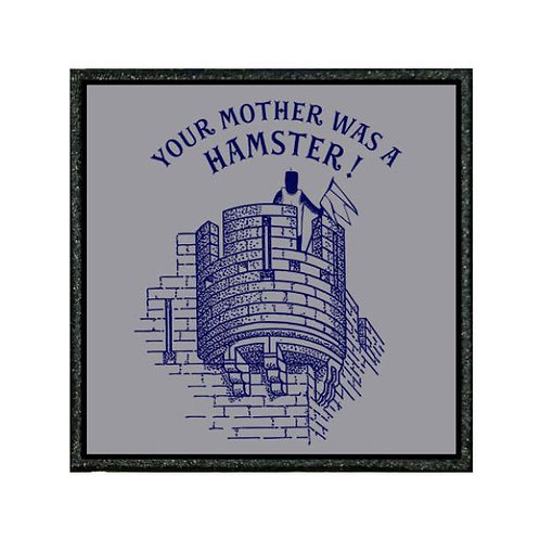 THERMAL VINYL PATCH - MONTY PYTHON YOUR MOTHER