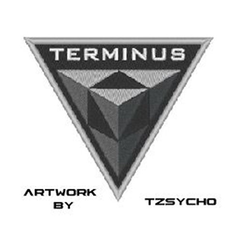 TV/ MOVIE - COSPLAY PATCH - THE EXPANSE TERMINUS LOGO