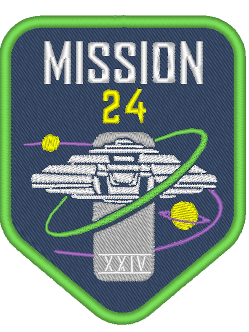 LOST IN SPACE 2018 MISSION 24 PATCH VERSION 2