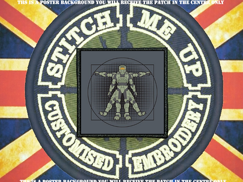 TV/MOVIE/GAME PATCH - HALO