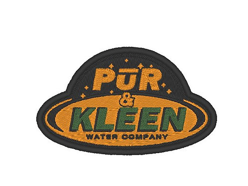 THE EXPANSE - PUR N KLEEN PATCH