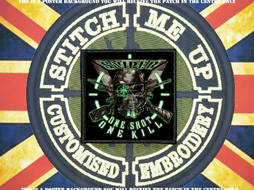 AIRSOFT - MILITARY - MORALE PATCH