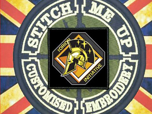 CALL OF DUTY INFINITE WARFARE MISSION TEAM PATCHES