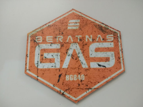 LoPro Polyflex 2D Polymer Patch The Expanse Beratnas Gas