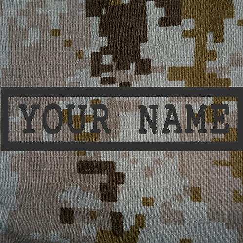 PERSONALISED EMBROIDERED NAME-TAPES IN AOR1