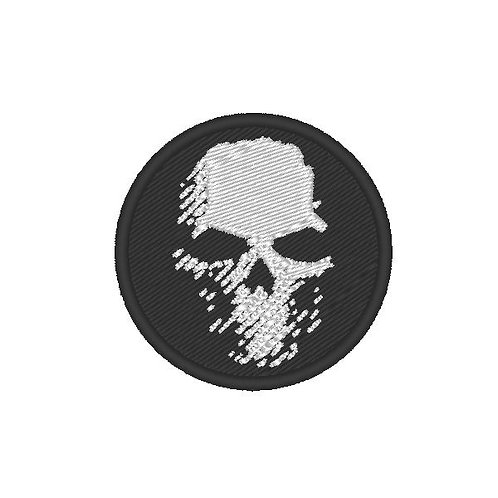 """GHOST RECON WILDLANDS LOGO 2""""DIAMETER CAP SIZE"""