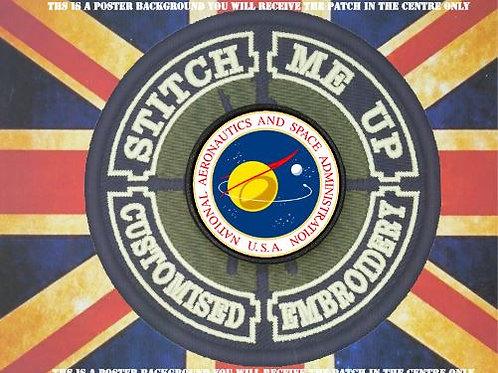 NASA MISSION PATCH - NASA SEAL