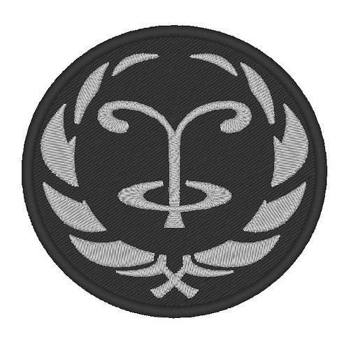 GAME - COSPLAY PATCH -SOMA UPSILON BADGE