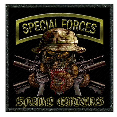 MORALE PATCH - SPECIAL FORCES