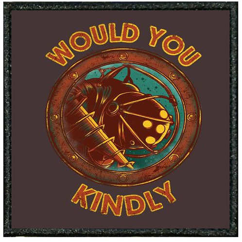 BIOSHOCK - WOULD YOU KINDLY PATCH