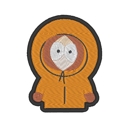 TV/ MOVIE - COSPLAY PATCH - SOUTH PARK KENNY