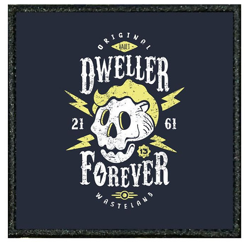 FALLOUT PATCH - DWELLER FOREVER