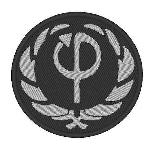 GAME - COSPLAY PATCH -SOMA PHI BADGE
