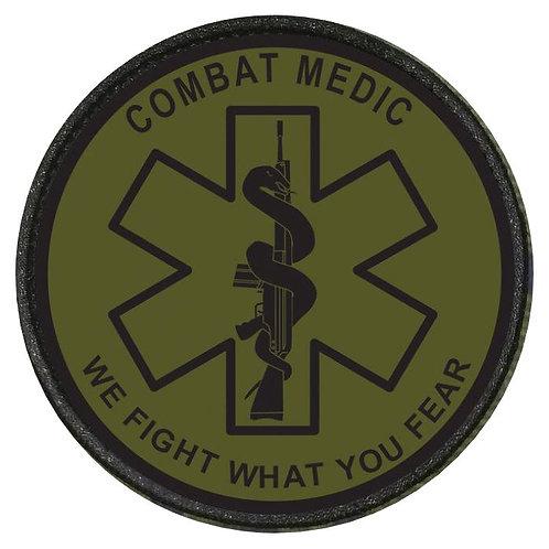 MORALE PATCH - COMBAT MEDIC