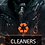 Thumbnail: EMBROIDERED CLEANERS PATCH FROM THE DIVISION GAME