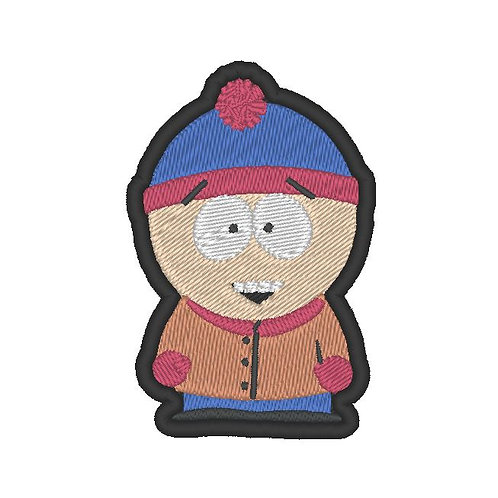 TV/ MOVIE - COSPLAY PATCH - SOUTH PARK STAN