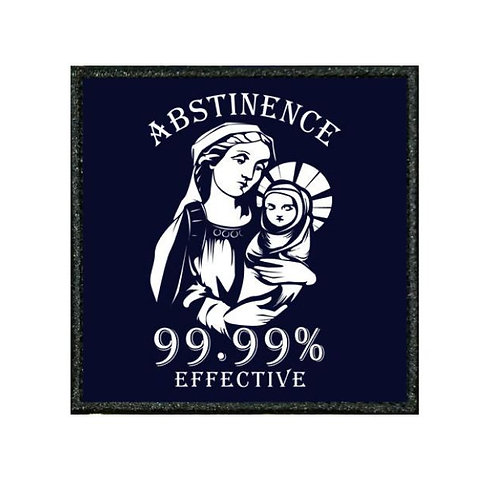 THERMAL VINYL PATCH - ABSTINENCE 99.99%