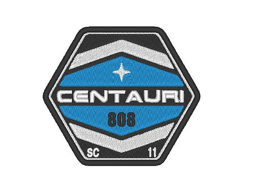 TV/ MOVIE - COSPLAY PATCH - THE EXPANSE CENTAURI 808