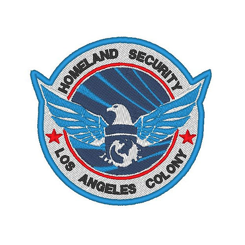 TV/ MOVIE - COSPLAY PATCH - COLONY , HOMELAND SECURITY