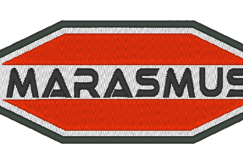 THE EXPANSE EMBROIDERED MARASMUS PATCH
