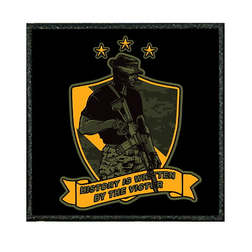 THERMAL VINYL PATCH - CALL OF DUTY SOAP QUOTE