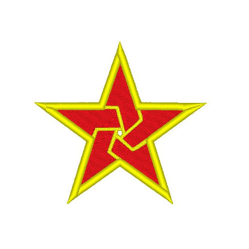 TV/ MOVIE - COSPLAY PATCH - THE EXPANSE RED STAR BELTERS