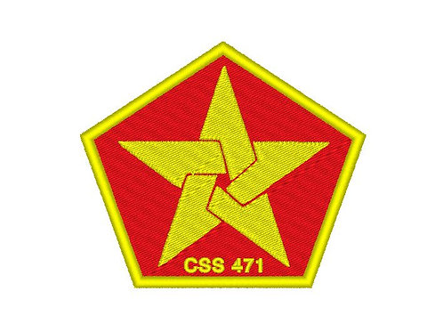 TV/ MOVIE - COSPLAY PATCH - THE EXPANSE RED STAR BELTERS V2