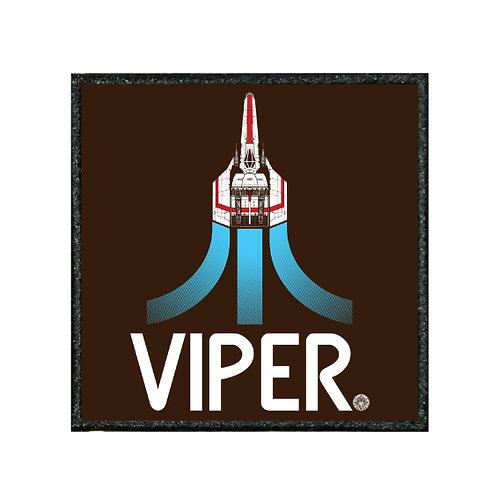 THERMAL VINYL PATCH - ATARI VIPER GALACTICA