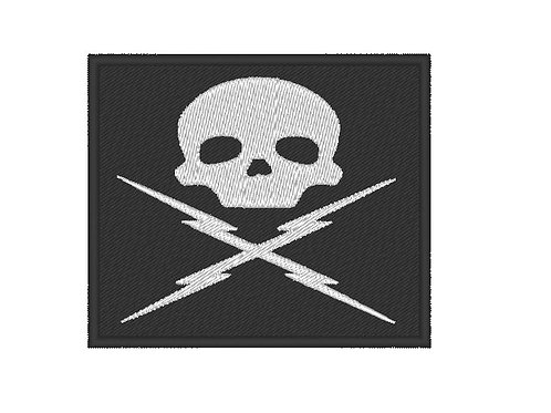 TV/ MOVIE - COSPLAY PATCH - DEATHPROOF LOGO