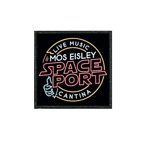 STAR WARS PATCH - MOS EISLEY CANTINA v2
