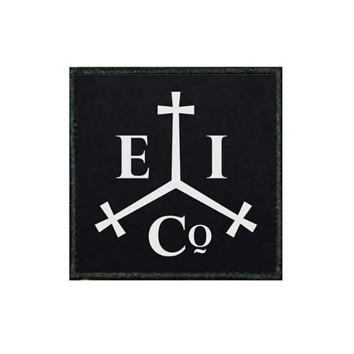 THERMAL VINYL PATCH - EAST INDIA TRADING COMPANY LOGO