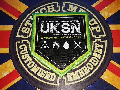 OFFICIAL UK SURVIVAL NETWORK PATCH ELITE VERSION