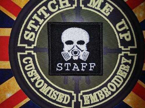 Warzone Staff Patch
