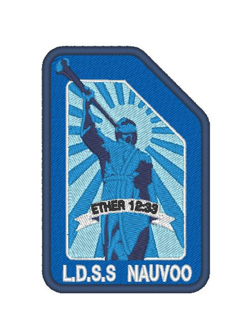 THE EXPANSE - L.D.S.S NAUVOO SHIP PATCH