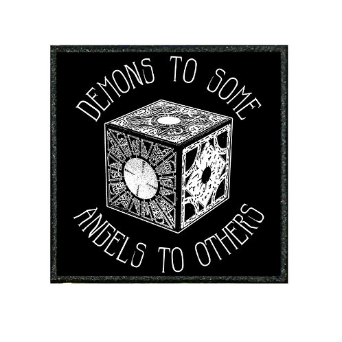 THERMAL VINYL PATCH - HELLRAISER PUZZLE BOX