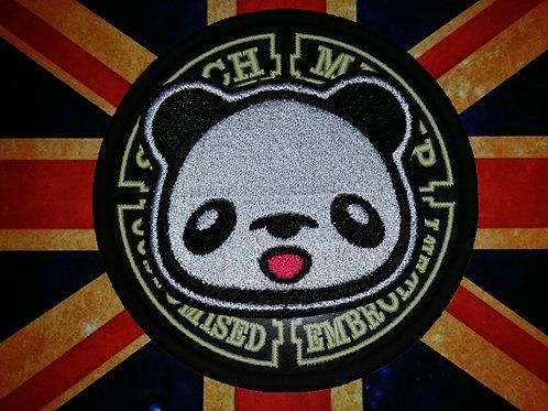 KAWAII - COLLECTABLE EMBROIDERED PANDA