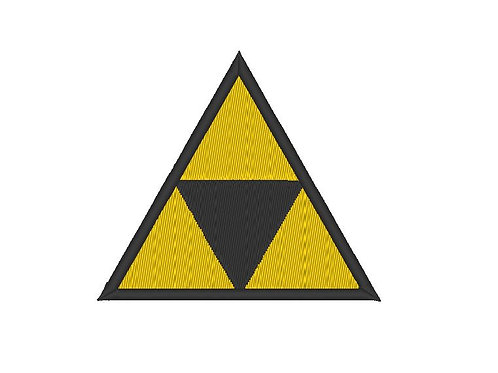 Cosplay - Anime - ZELDA TRIFORCE SYMBOL PATCH