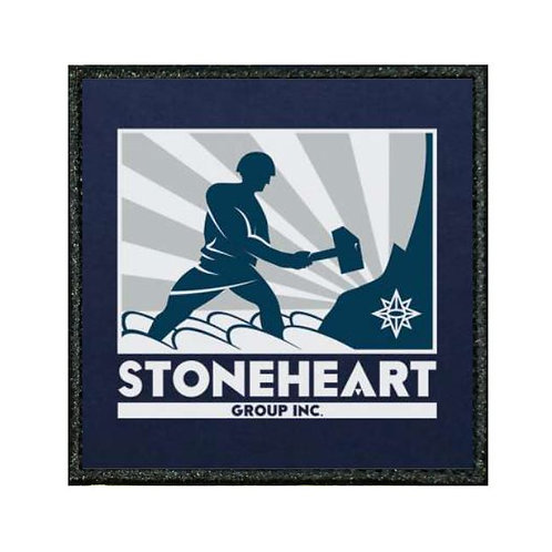 THERMAL VINYL PATCH - THE STRAIN STONEHEART GROUP