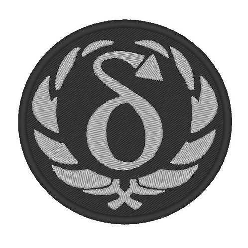 GAME - COSPLAY PATCH -SOMA DELTA BADGE