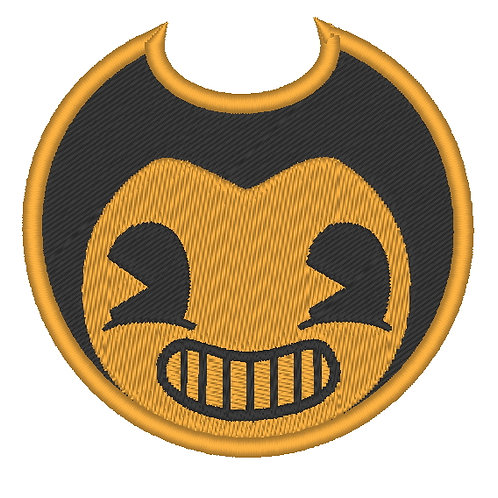 GAME - COSPLAY PATCH -BENDY AND THE INK MACHINE
