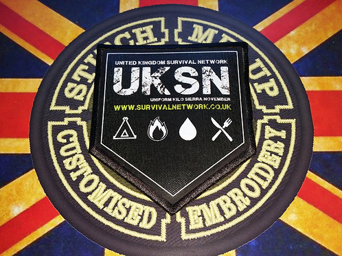 OFFICIAL UK SURVIVAL NETWORK PATCH